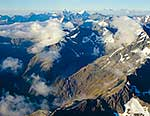Fiordland Mountains