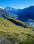 Mount Cook and Hooker Valley