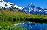 Aoraki Mt Cook from Sealy Tarns