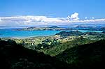 Coromandel township and Harbour