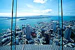 Auckland City from Sky Tower summit