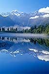 Lake Matheson morning