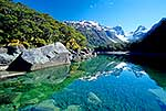 Lake MacKenzie, Routeburn