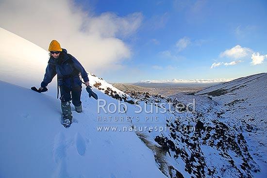 towards the snowy - photo #36