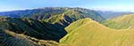 Tararua Ranges from Field Peak