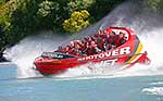 Tourist Jet boat ride, Queenstown