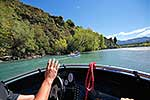 Jetboating on the Shotover
