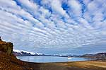 Cloud patterns over Deception Island