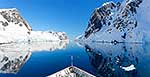 Sailing Lemaire Channel, Antarctic