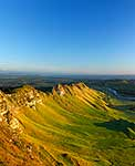 Sunrise over Te Mata Peak