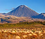 Mt Ngauruhoe, Central Plateau