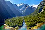 Harrison River Valley/Milford Sound