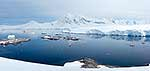 Port Lockroy panorama - Antarctica