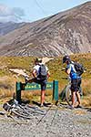 Mountain bikers in Wairau