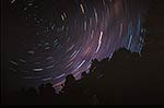 Night sky timelapse, NZ