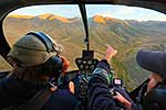 Helicopter use, Molesworth Station