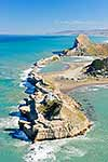 Castlepoint lighthouse, aerial