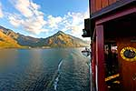 TSS Earnslaw crossing Lake Wakatipu