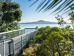 Rangitoto Island from Achilles Point