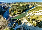 Rangitikei River cliffs, Mangaweka