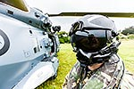 NZ Airforce NH90 helicopter crew