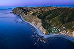 Makara, Mill Creek windfarm and Smiths Bay