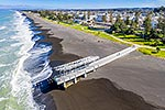 Napier City, Marine Parade beach