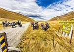 Motorcycle touring, Mackenzie Basin