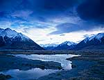 Canterbury Southern Alps