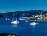 Porirua Harbour and Marina